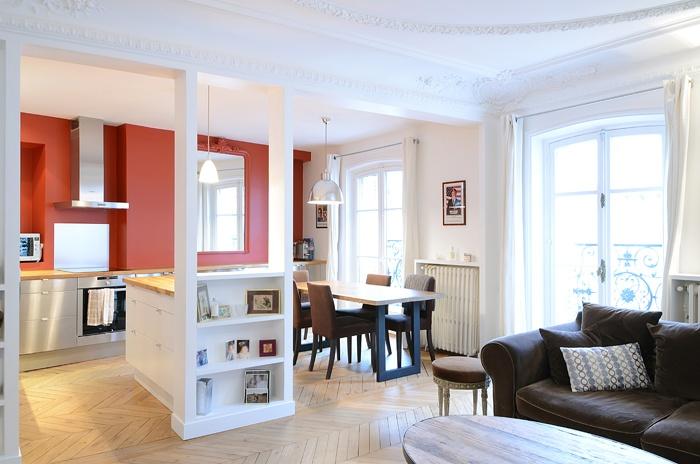 mathurins paris une r alisation de texier soulas. Black Bedroom Furniture Sets. Home Design Ideas