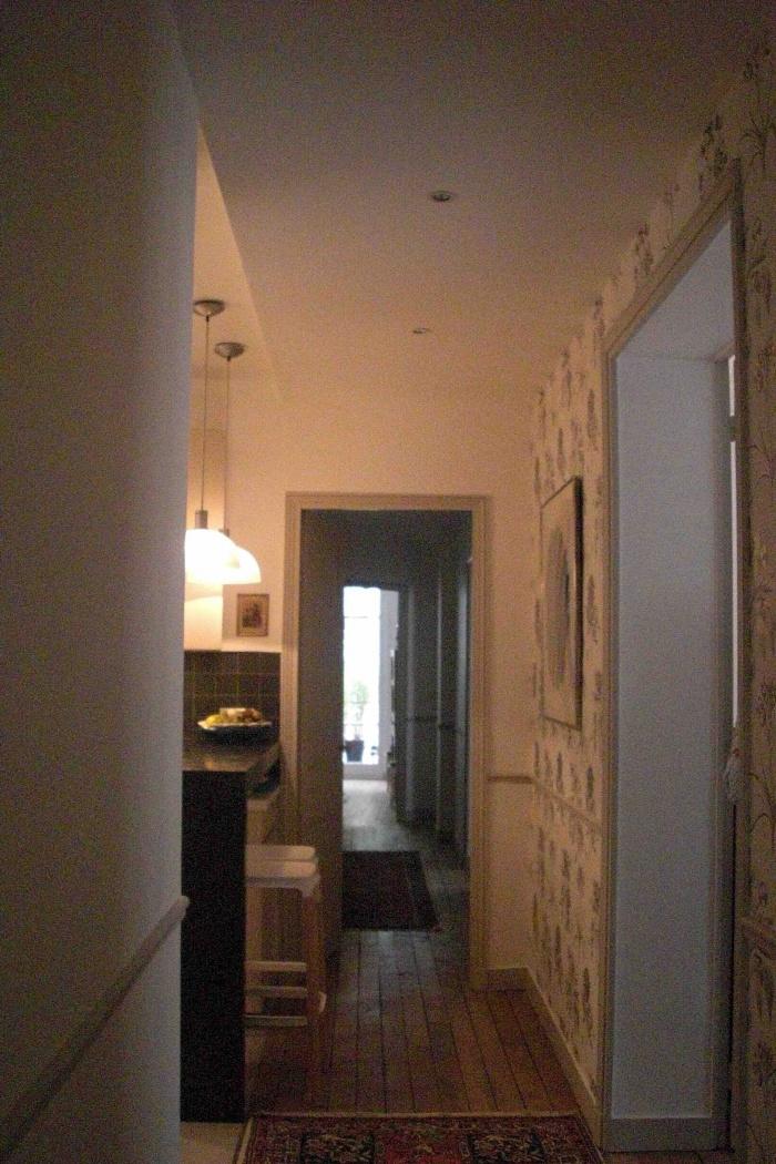 Restructuration appartement immeuble début XXème : CIMG4564