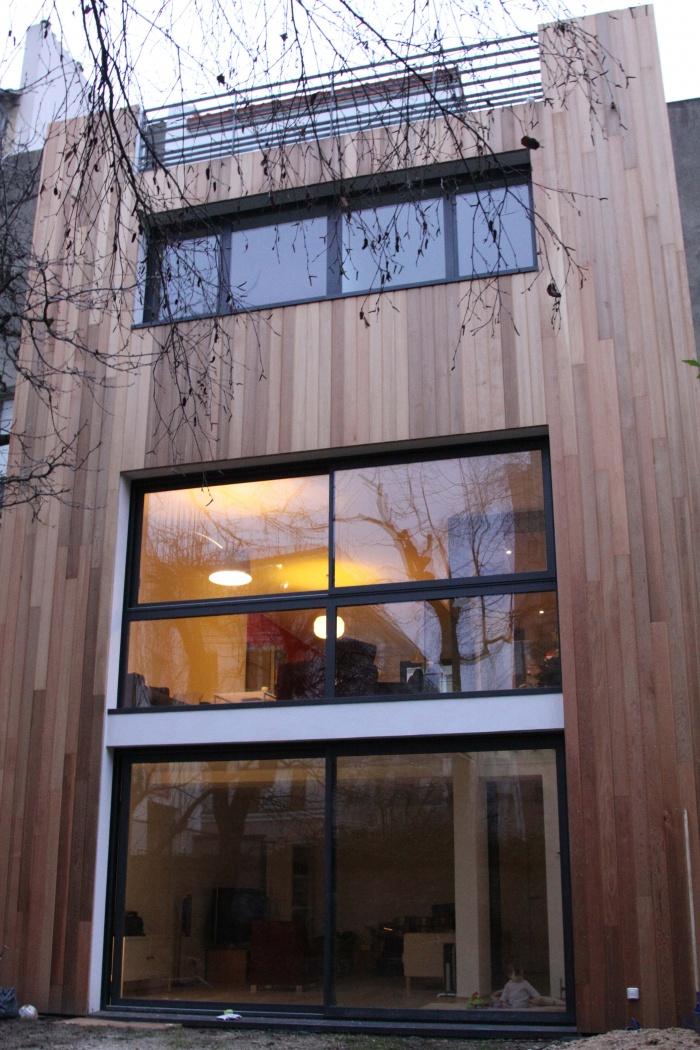 Montrouge : 1 facade c