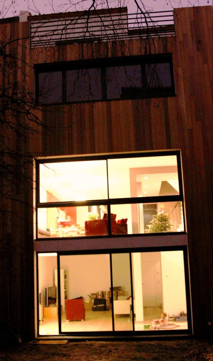 Montrouge : 4 facade nuit c - Copie
