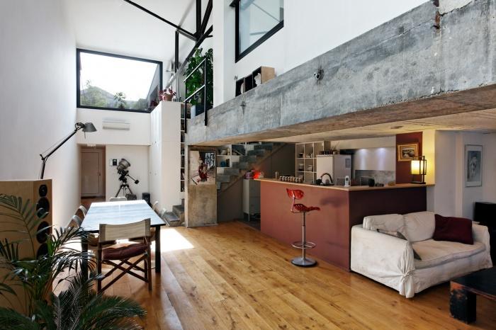 Un projet réalisé par Julien Grenot architecture