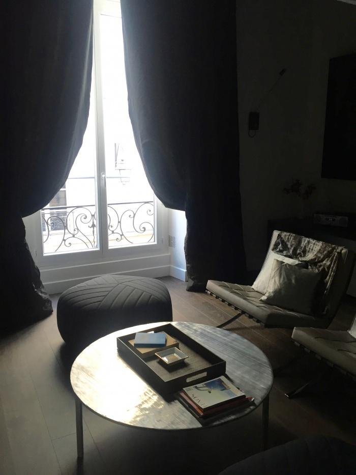 appartement - Paris, le Marais : salon