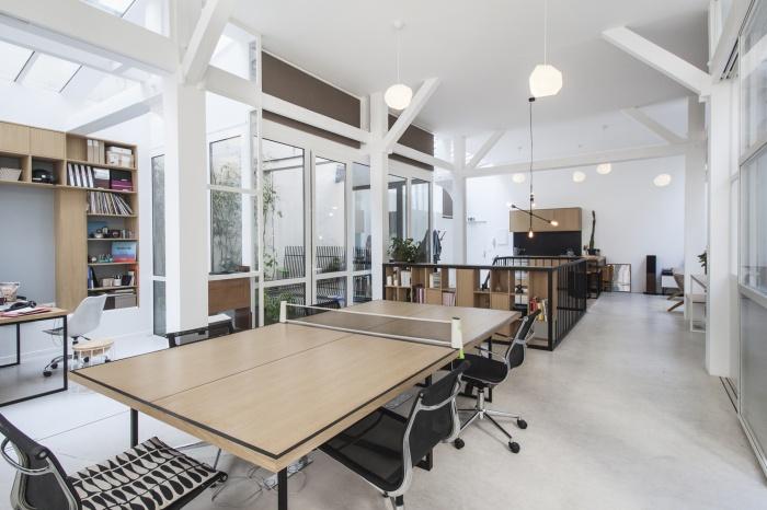 Rénovation de bureaux et création d'un studio de post-production : CRM-BBD_8210