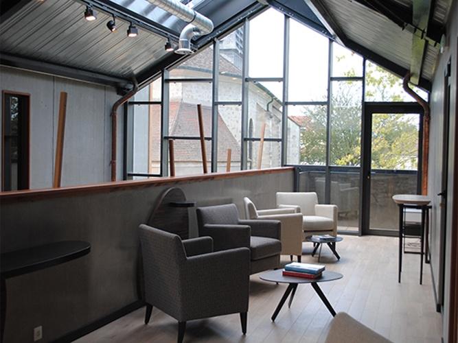 Hotel : Salon mezzanine