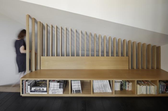 Extension en bois et restructuration d'une maison : 8b