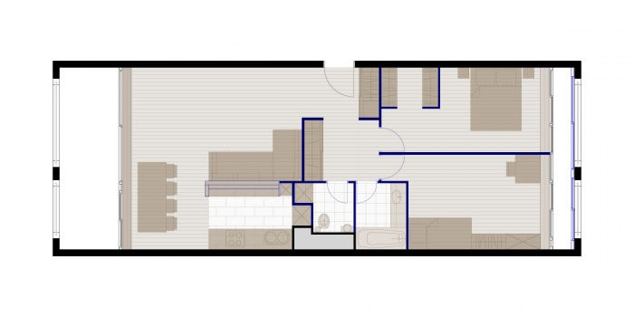 Réaménagement d'un appartement : 23_plan_prj