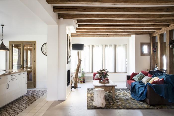 lobjectif premier pour les propritaires tait de crer une chambre et une salle de bains au rez de chausse de leur maison sous forme dune extension - Rnovation Maison De Campagne