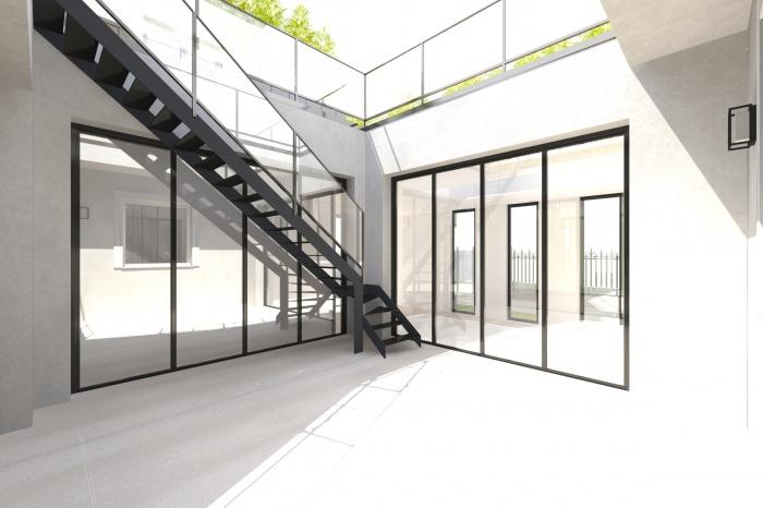architectes classicspa bourg la reine. Black Bedroom Furniture Sets. Home Design Ideas