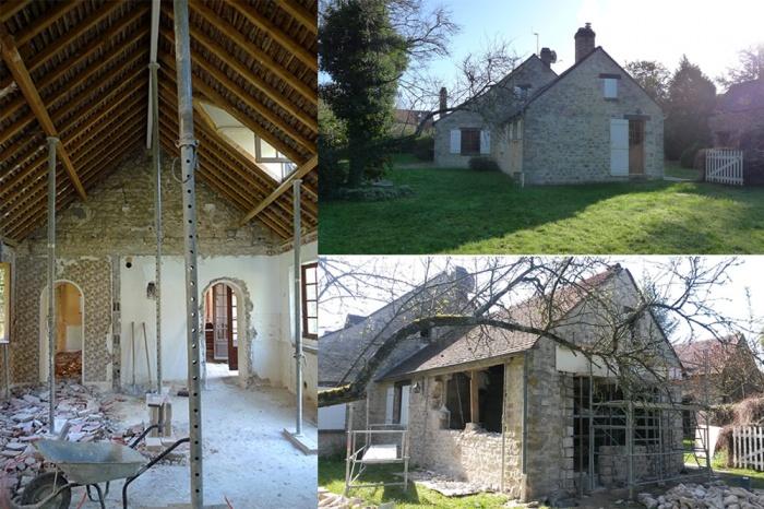 Maison de campagne : Boissy-aux-Cailles11