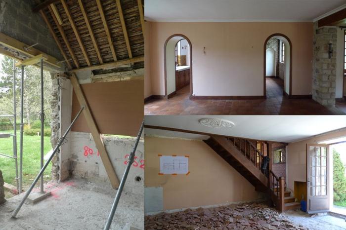 Maison de campagne : Boissy-aux-Cailles12
