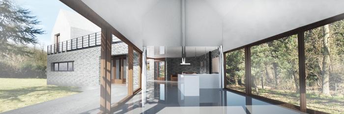 Construction d'une Maison Individuelle : Maison Individuelle, Fontainebleau.jpg