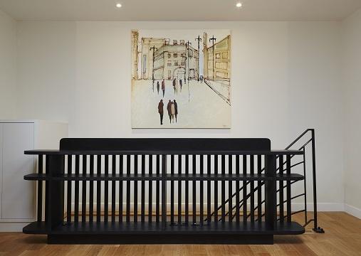 appartement avenue de s gur paris une r alisation de cecile poinsard durand. Black Bedroom Furniture Sets. Home Design Ideas