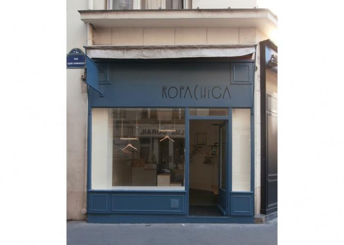 Rénovation Boutique rue Saint Dominique : WEB_Ropa_150dpi_devanture