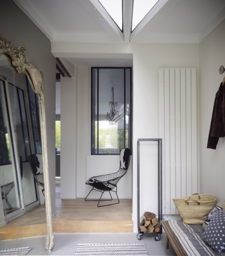 RENOVATION BOIS COLOMBES : BOIS COLOMBES ENTREE_effected