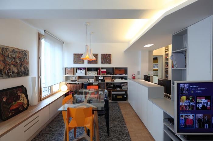 Restructuration d'un appartement familial : 11