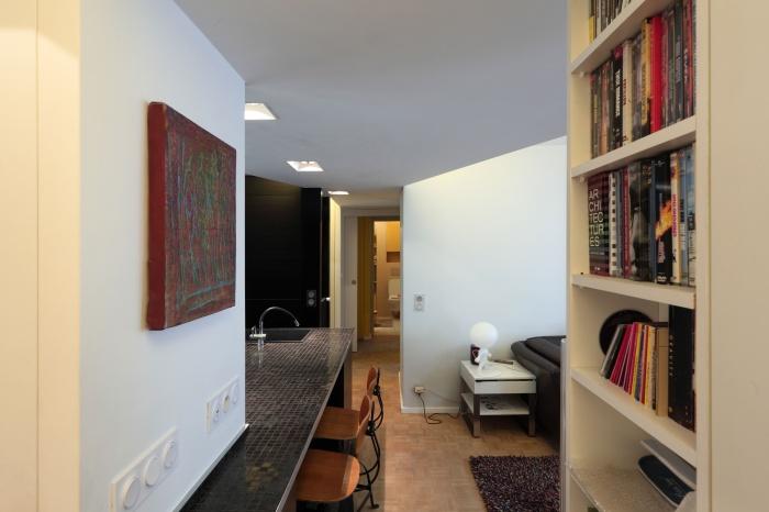 Restructuration d'un appartement familial : 10