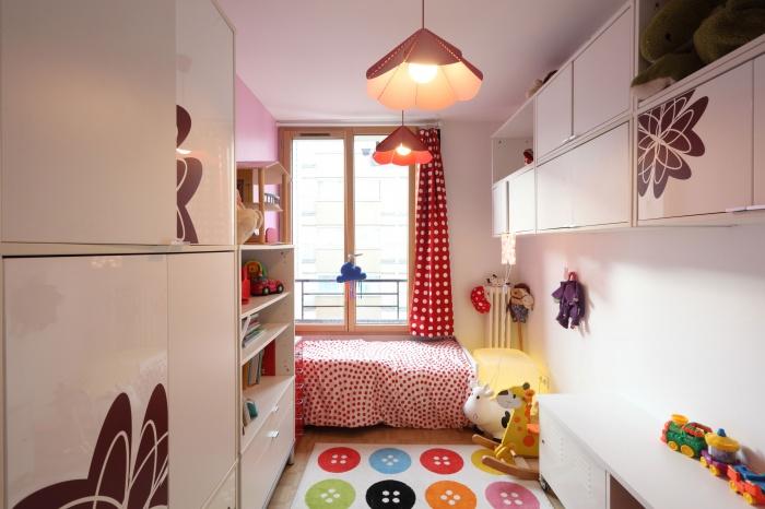 Restructuration d'un appartement familial : 06