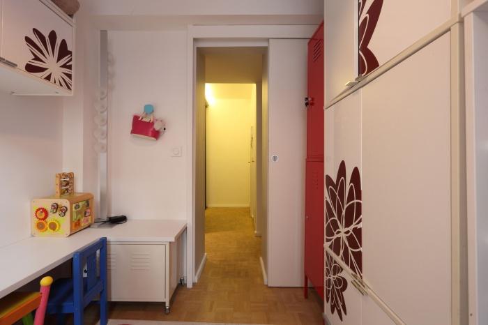 Restructuration d'un appartement familial : 05