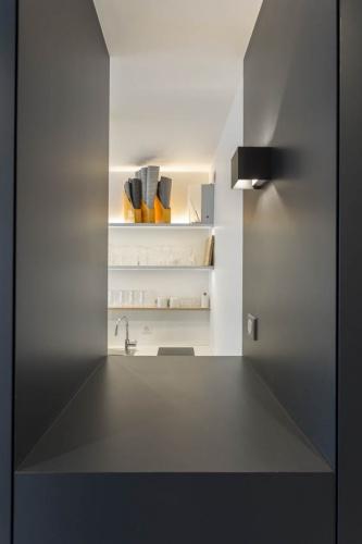 Showroom Adjectif D : Ouverture vers la cuisine