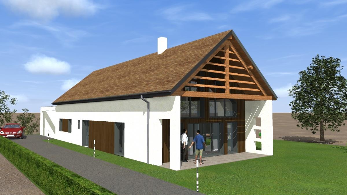 Un projet réalisé par bvh.architecte