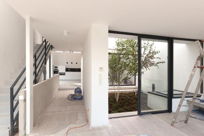 Maison Chotard-Major (en construction) : 11