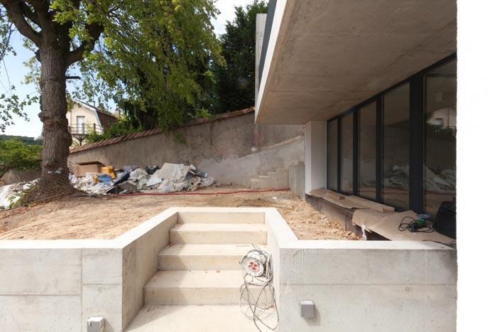 Maison Chotard-Major (en construction) : 5