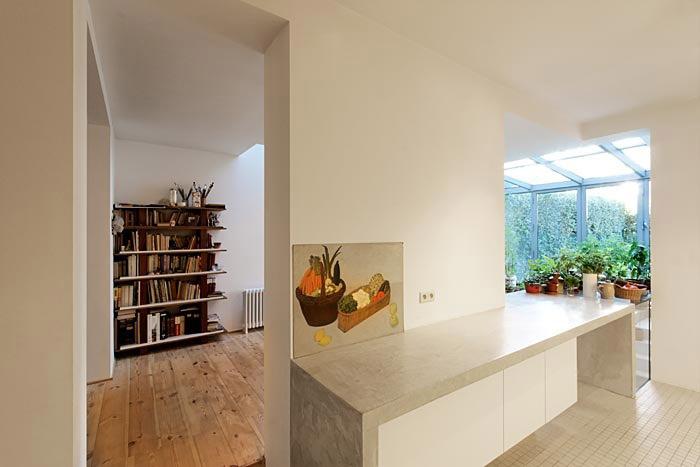 Maison-Atelier 'Landsberg' - Bruxelles (Uccle)