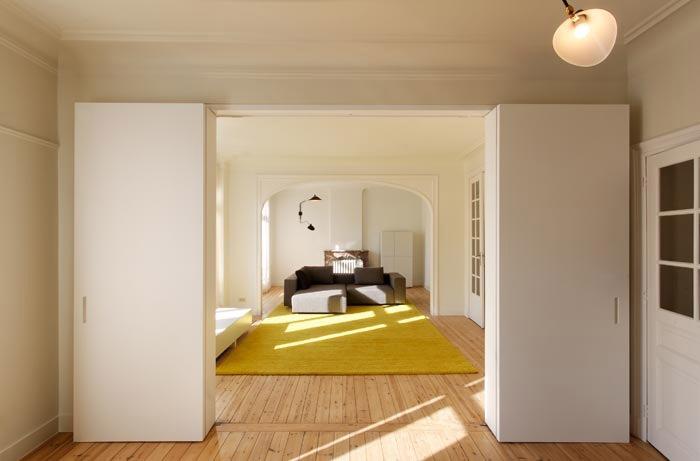 Appartement 'Heylen' rue Dansaert - Bruxelles (Centre)