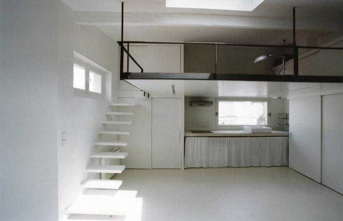 Appartement Lacour - Paris (75)
