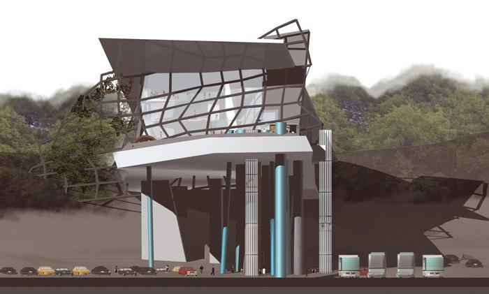 Musée sur un site préhistorique - Corée du Sud