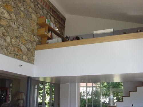 Extension d'une maison en meuliere - Hauts de seine (92)
