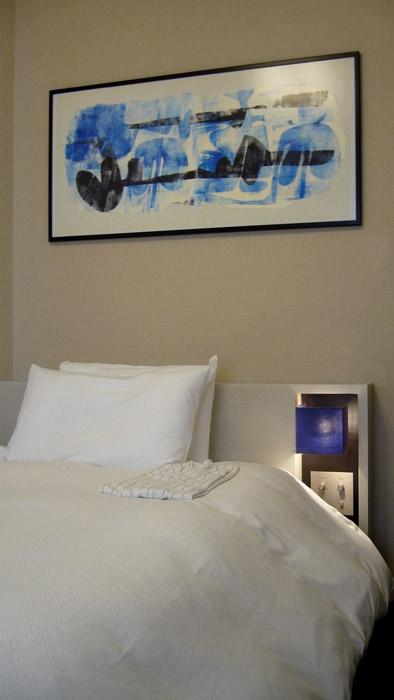 Réalisation chambre d'hôtel - Japon