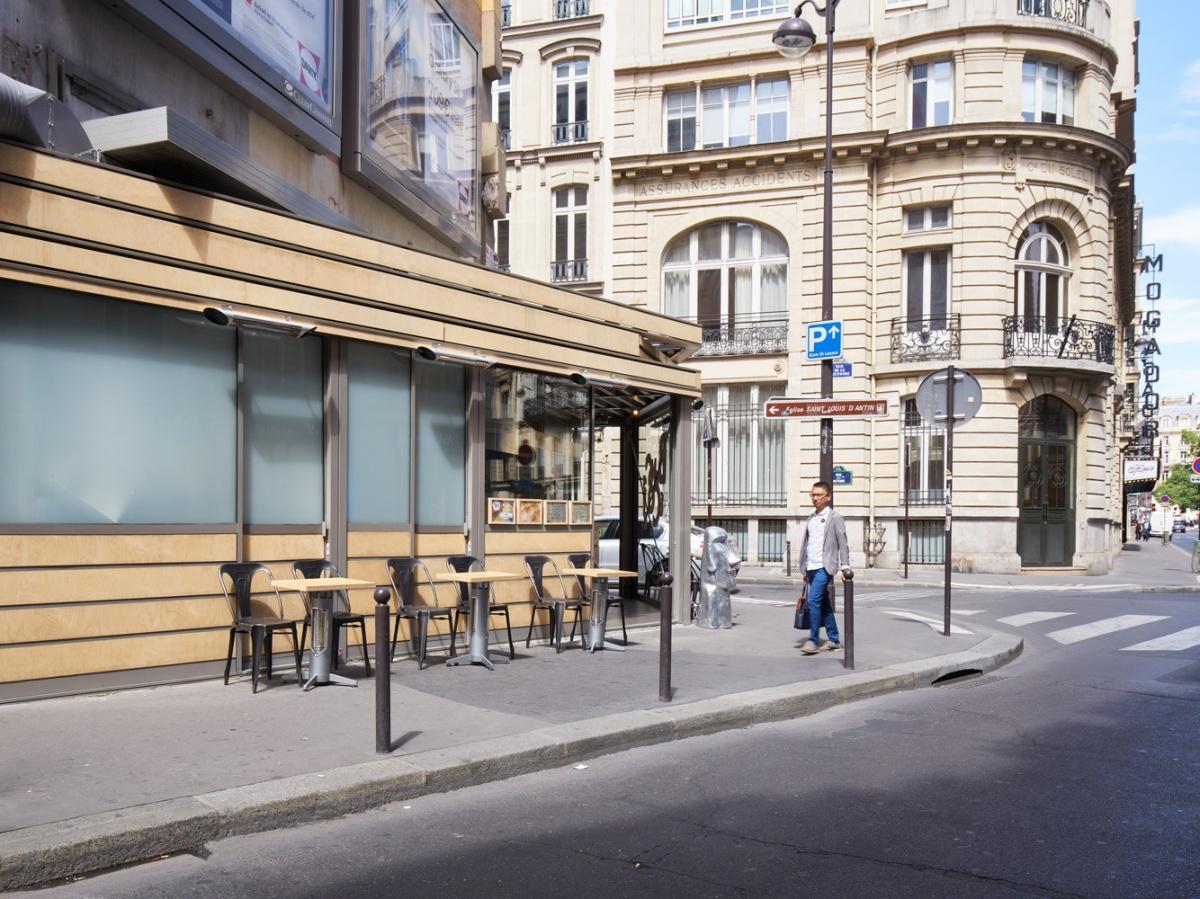 Little corner shop : Atelier JMCA _ Mogador014 copyright David Foessel