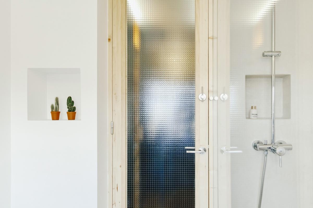 Restructuration et rénovation d'un appartement : 9 rue Hector Malot-2194