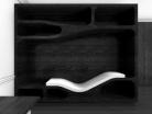 Etude pour un meuble cloison méridienne