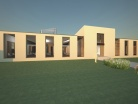 Etude salle polyvalente en Cote d'Ivoire