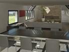 Participation à l'élaboration d'une résidence hotelière à Perros Guirrec.