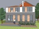 Extension et réaménagement d'une maison individuelle