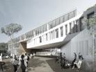 Reconstruction du Collège Marcel Pagnol