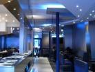 Rénovation d'un restaurant contemporain