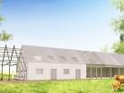 Maison C_hangar agricole