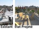 A 10 - Une Terrasse Parisienne