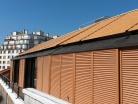 Surélévation des toits de Paris