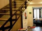 Restructuration de plateaux de bureaux