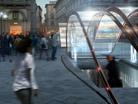 Concours d'id�es pour les sorties du m�tro � Florence (Italie)
