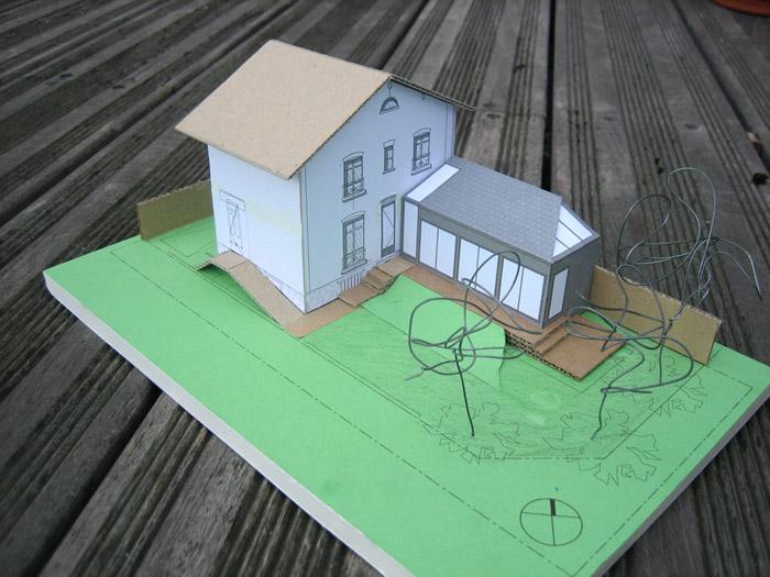 maison et extension