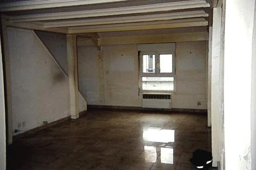 plan de travail beton brut great ilot central en b ton ou. Black Bedroom Furniture Sets. Home Design Ideas
