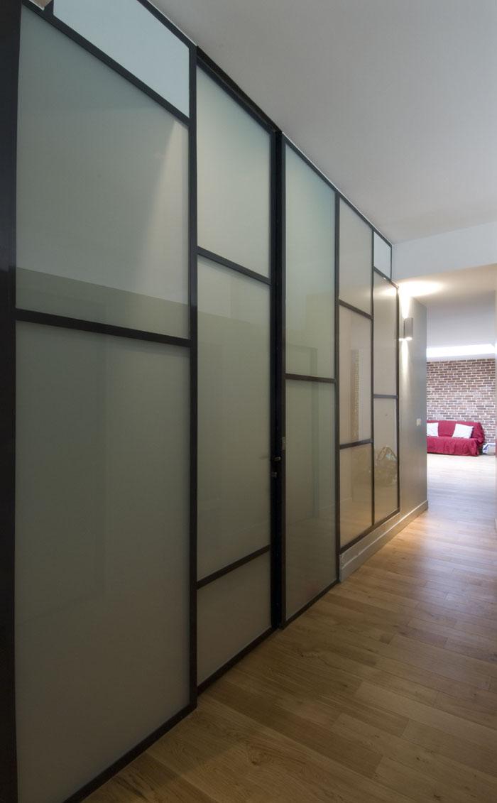 am nagement d 39 un ancien plateau vide de 210 m viroflay. Black Bedroom Furniture Sets. Home Design Ideas