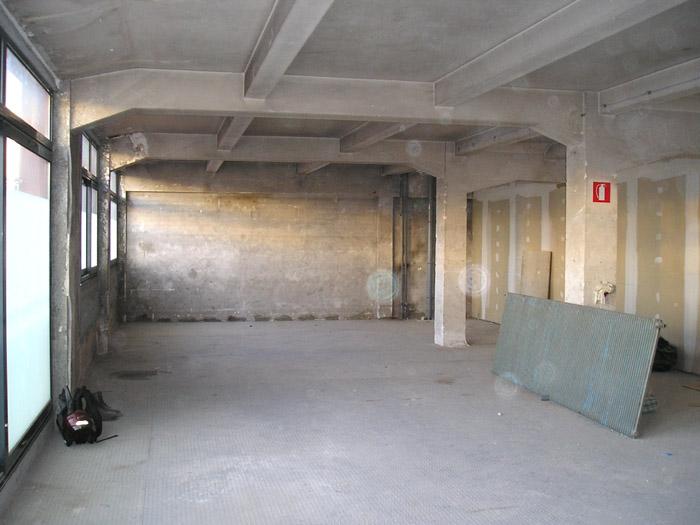 Architectes am nagement d 39 un loft dans une ancienne imprimeri - Transformer hangar en loft ...