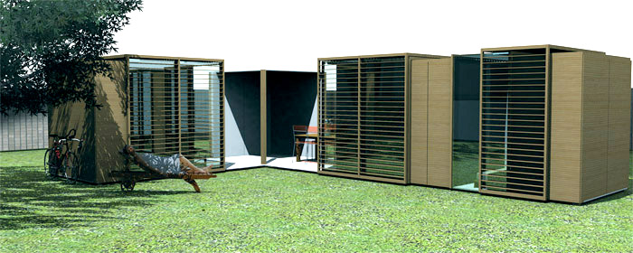 module maison bois ventana blog. Black Bedroom Furniture Sets. Home Design Ideas